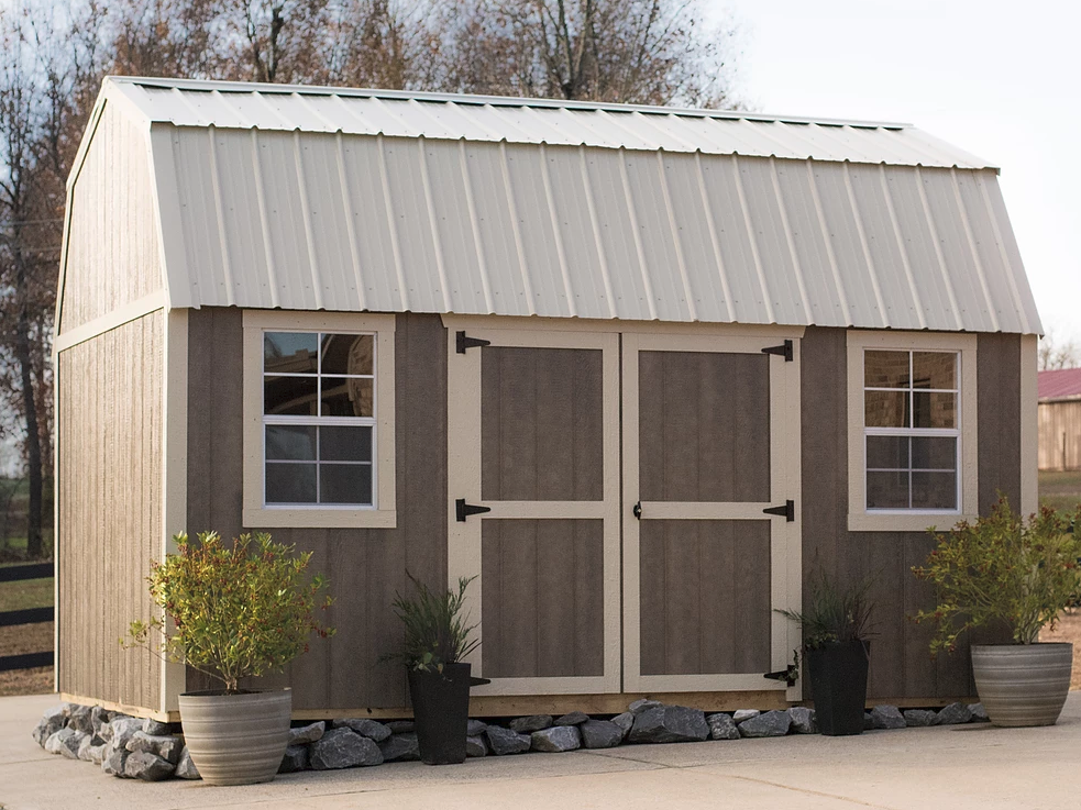 Outdoor Storage Buildings Montgomery Al | Dandk Organizer