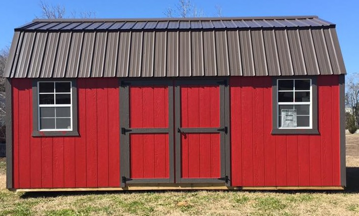 Rent To Own 85 Mo Sheds Barns Cabins Carports Montgomery Al